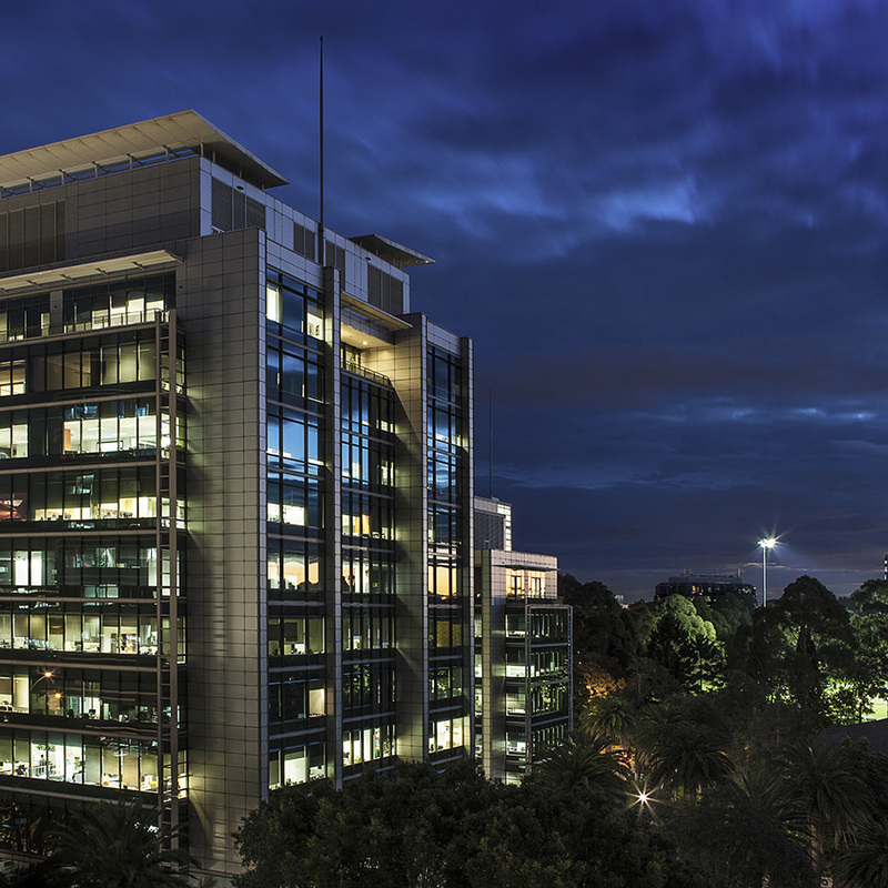 Architecture Photography, Commercial Photography, Blue hour, Magic Hour, Sydney, Australia
