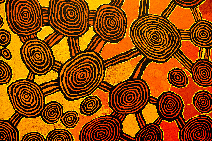 Architectural Space in Aboriginal Art