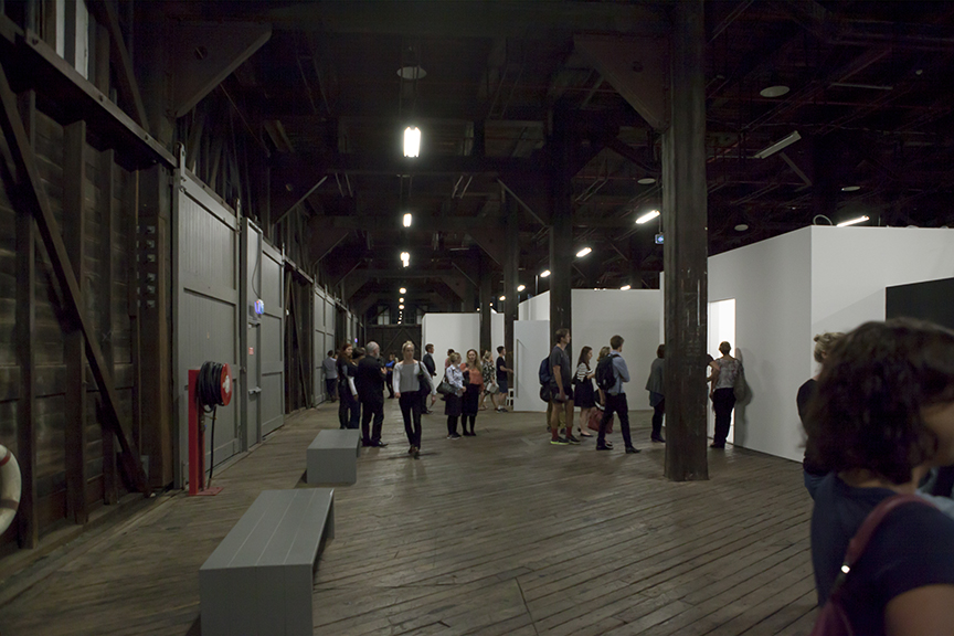 13 Rooms, 13Rooms, Kaldor Art Project, Pier 2/3, exhibition, sydney, australia